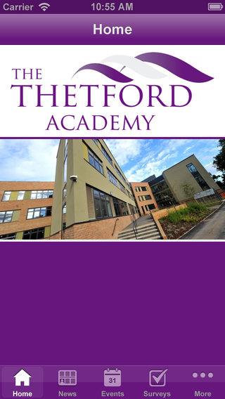 The Thetford Academy