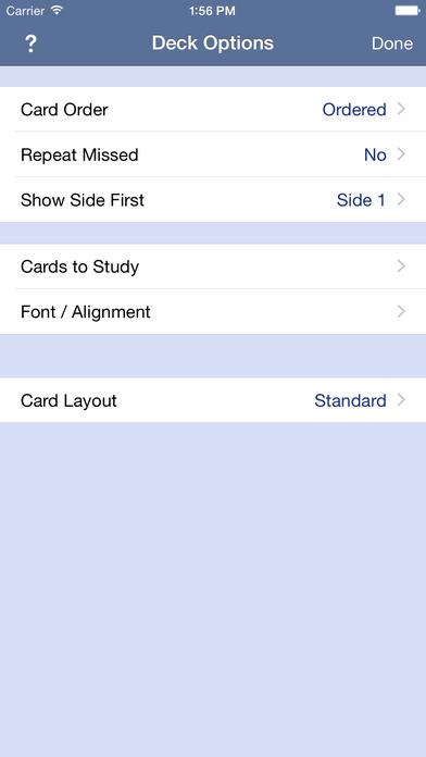 EPPP Practice Tests iPhone Screenshot 5