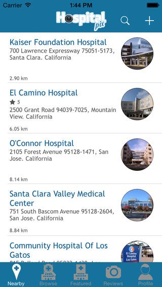 Hospital Pix USA Canada