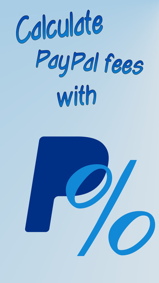 PayPercent - Fees Calculator for PayPal