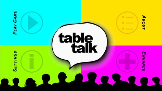 Table Talk for Scotland