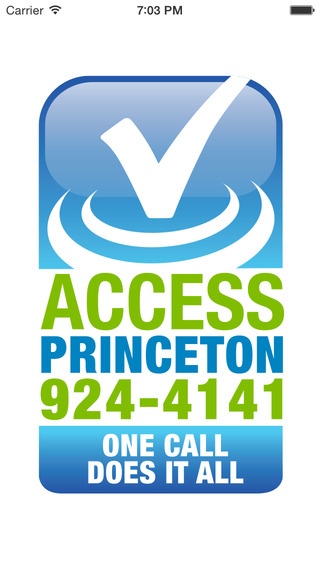 Access Princeton