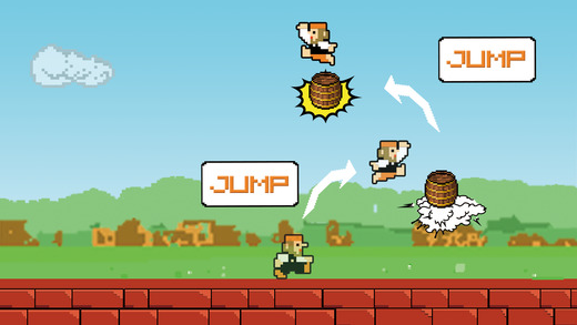 HoppingBoy -New addicting action game -