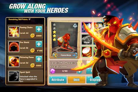 We Heroes - Guild War screenshot 3