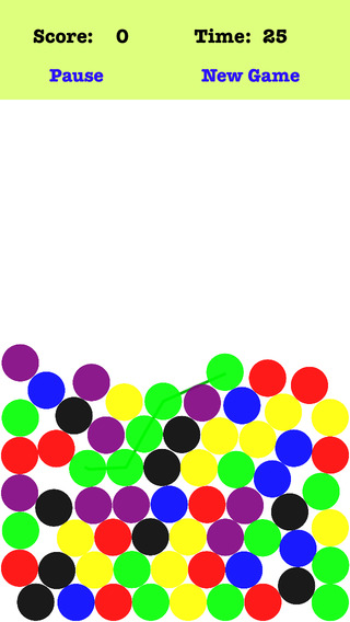 Gravity Dots Plus - Connect at Least TwoDots And Not Suit For Color Blind