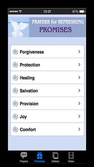玩生活App|Prayer For Refreshing 1.5免費|APP試玩