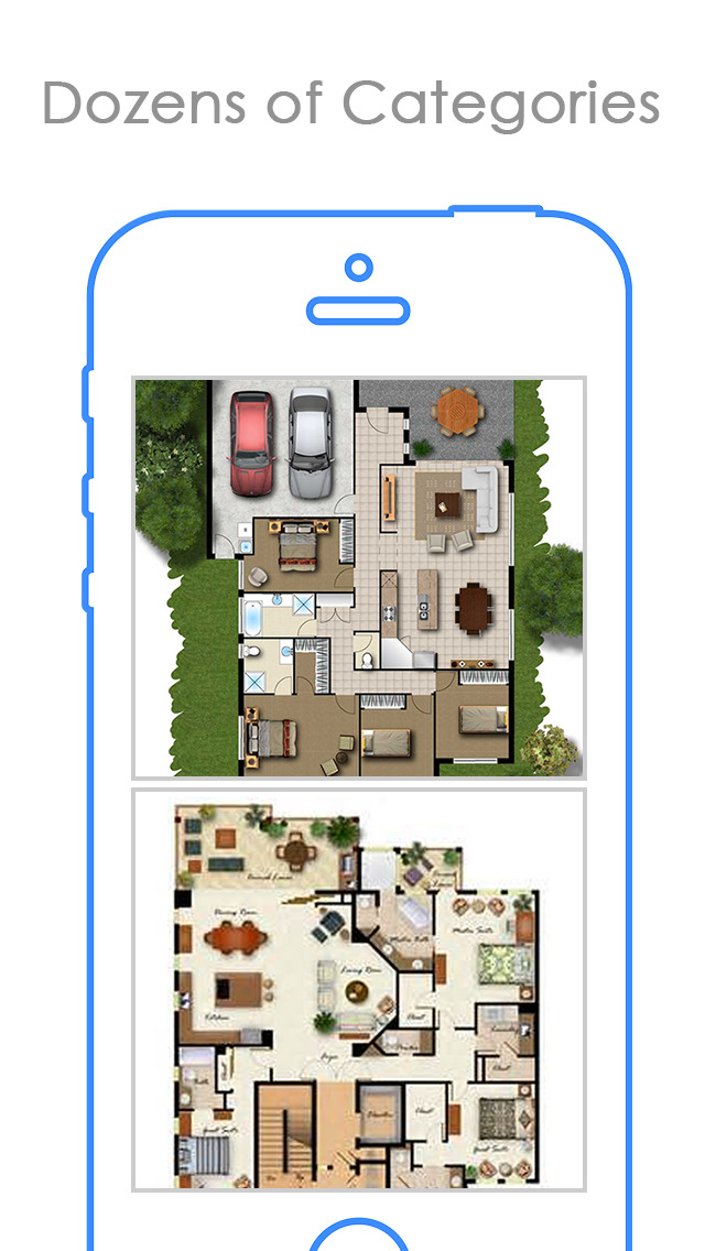 App shopper magical home design plans ultimate House plan design app