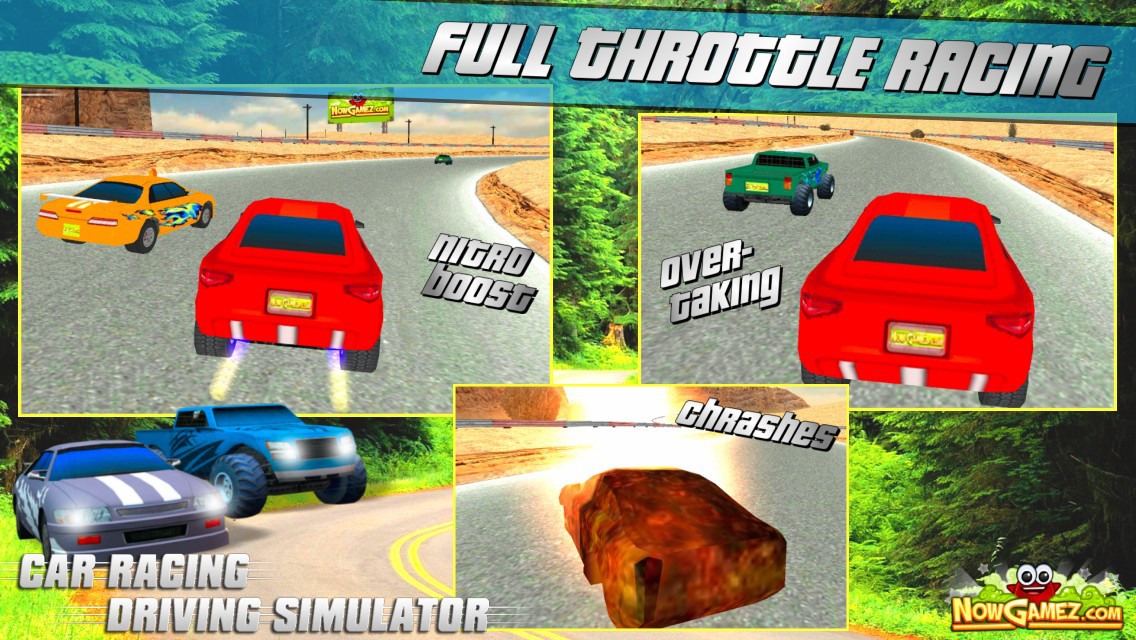 The Best Ipad Racing Games Car Driving Fun On The Go