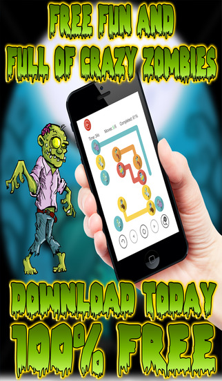 Match the Zombies - Awesome Fun Puzzle Pair Up for Kids