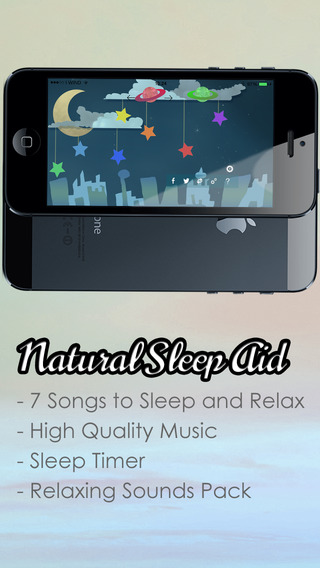 Natural Sleep Aid ~ Music Remedies for Sleepless Night