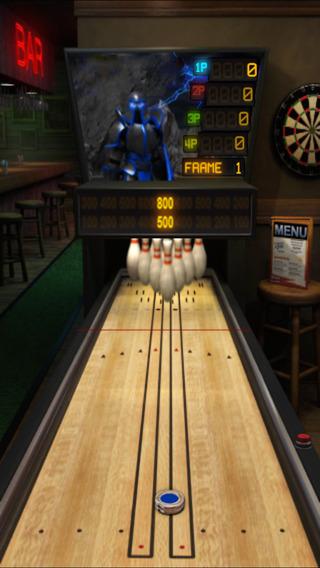 Mystery Puck Bowling Strike