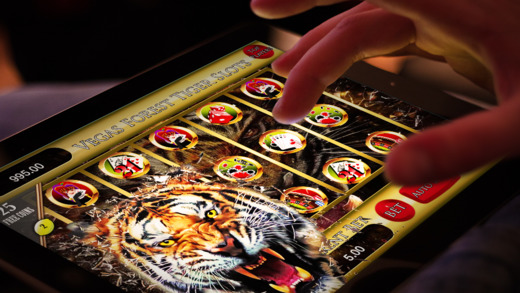 AA Las Vegas Forest Tiger Classic Slots