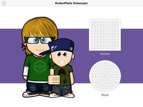 KralenPlank Ontwerper voor iPad