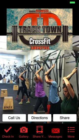 Track Town Cross Fit