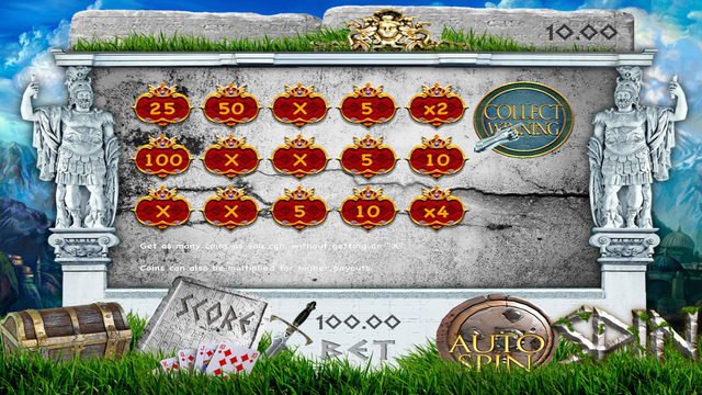 FREE Spartacus Jackpot and Poker - Bet Now and Win