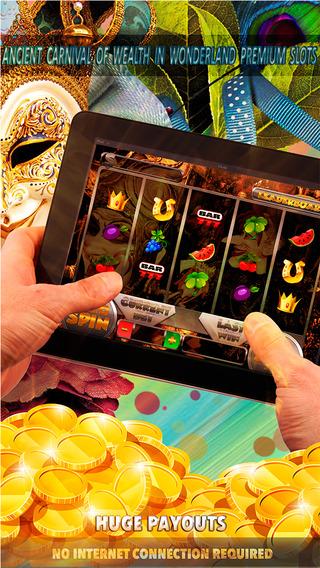 Ancient Carnival of Wealth in Wonderland Premium Slots