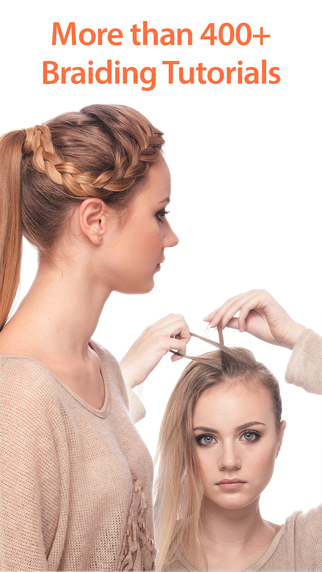 WOW Hairstyles Premium 400+ Braid Hair Tutorials for Girls and Ladies with Step-by-Step Photos