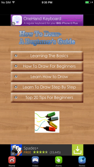 How To Draw - 1 Beginner's Guide For Drawing