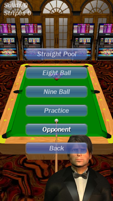 Vegas Pool Sharks iPhone Screenshot 3