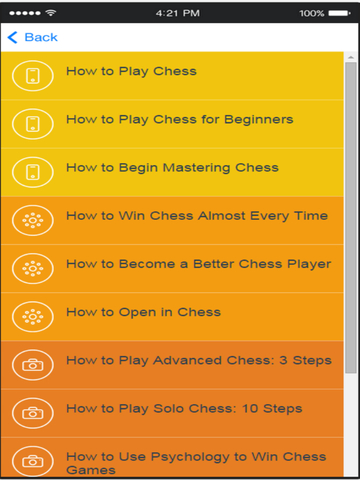Chess Tactics - Learn The Winning Chess Strategy Скриншоты6
