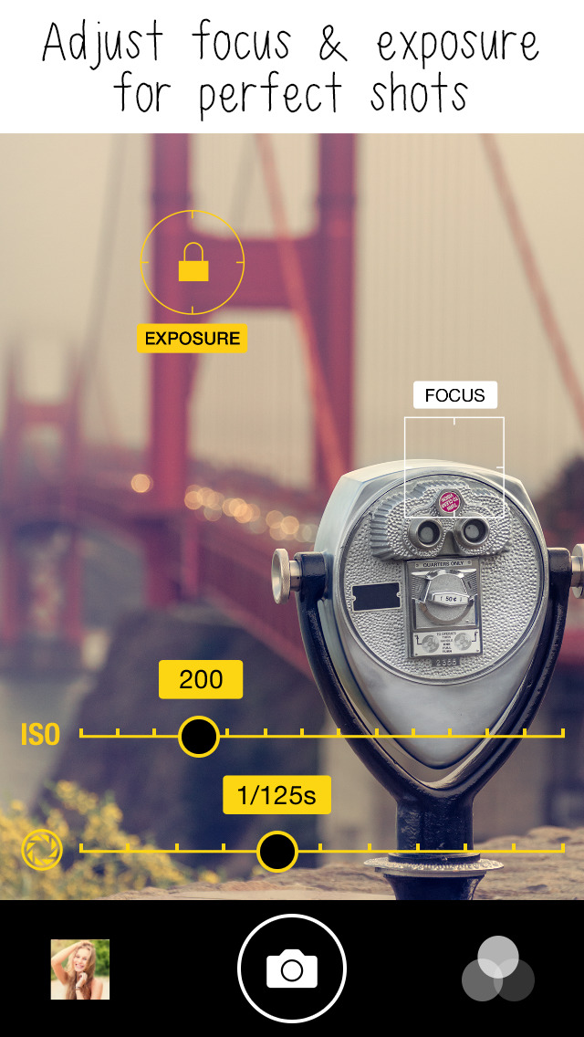 Warmlight – Manual Camera & Photo Editor