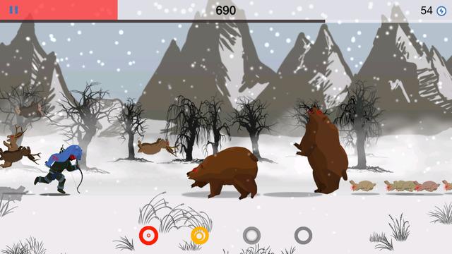 Yukon Warrior Screenshots