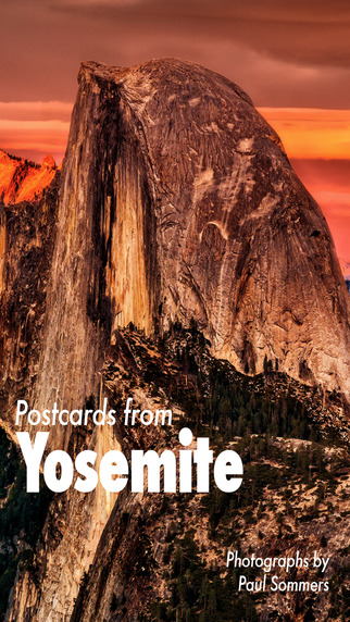Postcards from Yosemite