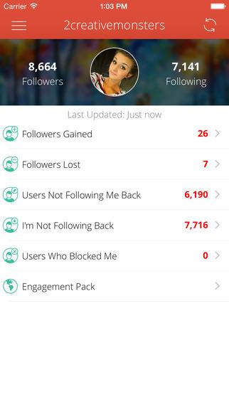 Followers Pro - Track Followers and Unfollowers