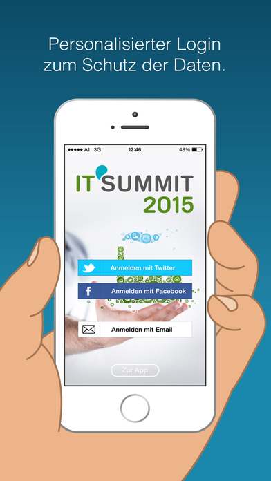IT SUMMIT 2015 by ITC