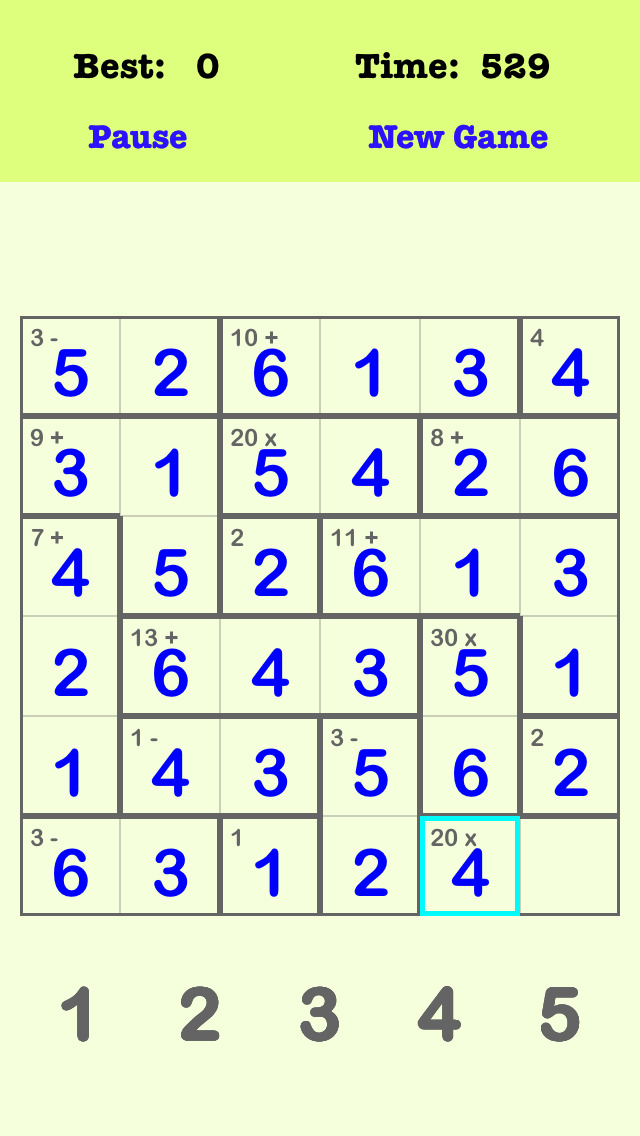 Are You Clever? -  6X6 Puzzle Pro