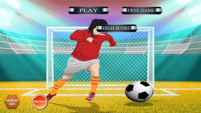 ` Soccer Fun Shoot And Win 2015 Challenging Kicks Free