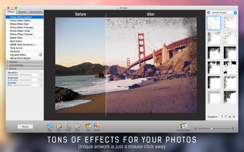 图片特效 Image Tricks Pro
