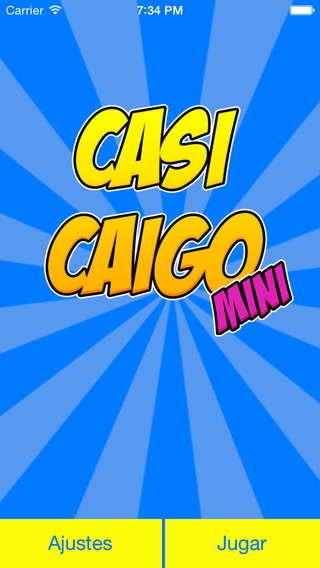 Casi Caigo Mini Junior PRO