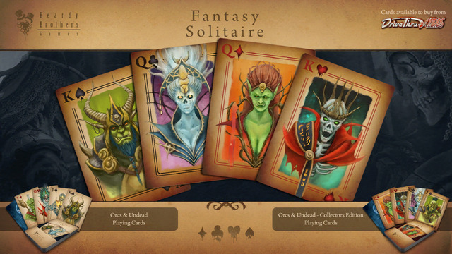 Fantasy Solitaire iPhone