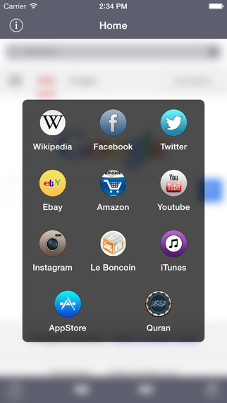 iWebSearch Pro