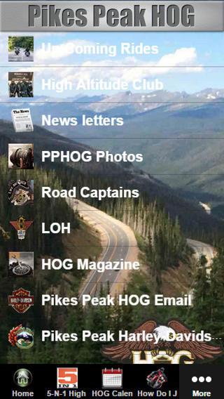 Pikes Peak HOG