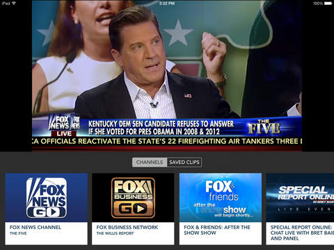 Screenshot 2 Fox News