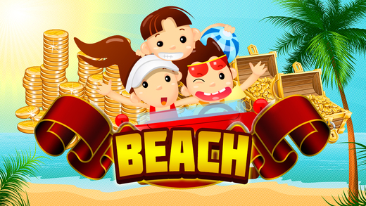 All in Let it Roll Fun Social Beach Vacation Blitz - Best Spin Jackpot Fortune Casino Party Free