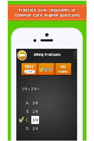 Screenshot 2 iTooch Elementary School App