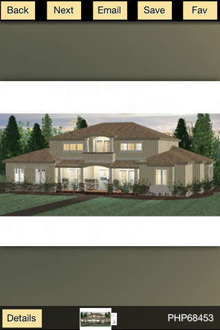 Prairie Style House Plans screenshot 1