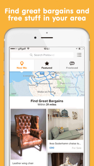 Preloved : Buy Sell from the UK's most trusted marketplace