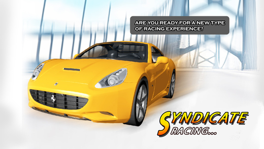 Syndicate Racing: Choose Your Car And Earn Your Racing Stripes