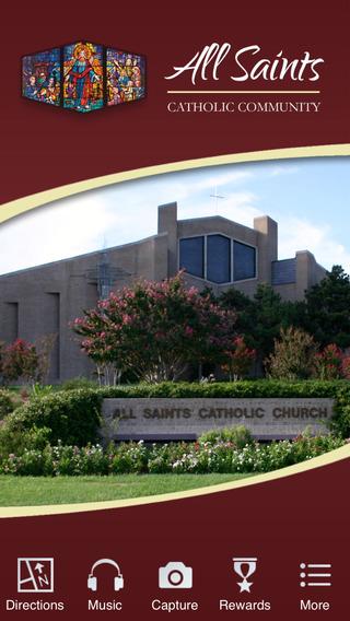 All Saints Catholic Community - Dallas TX