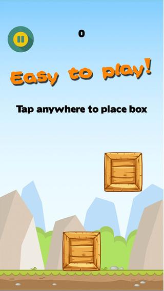 Box Up - Do Not Fall