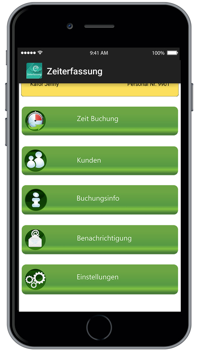 download Krutec Zeiterfassung apps 2