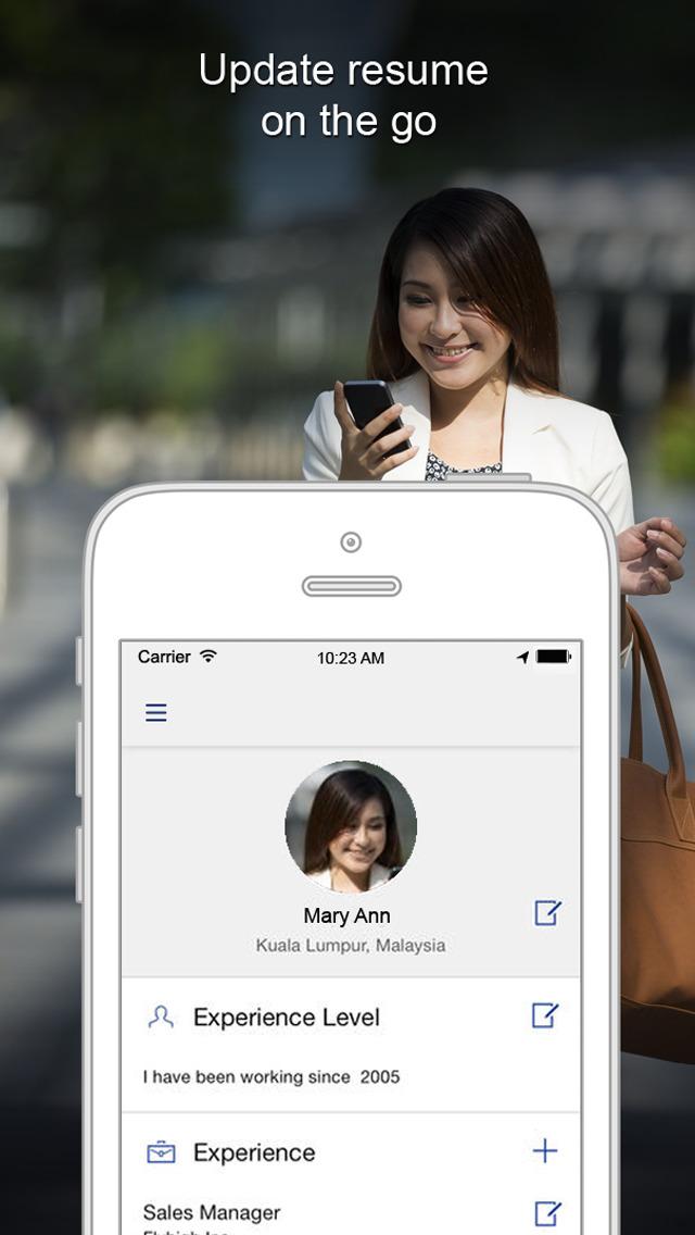 app shopper jobstreet business