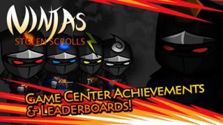 Ninjas - STOLEN SCROLLS Скриншоты7
