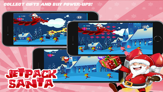 JetPack Santa Pro: A Santa Christmas JoyRun