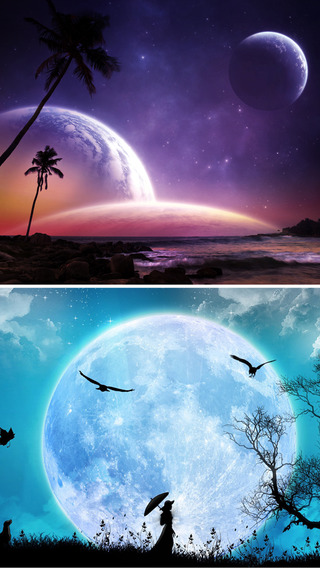Beautiful Dreamy Wallpapers