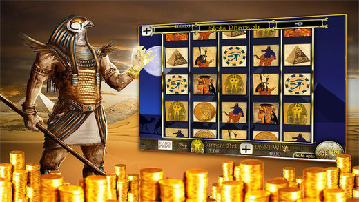 Aaaaaaaah Aaba Slots Pharaoh - Egypt Machine With Prize Wheel FREE Game